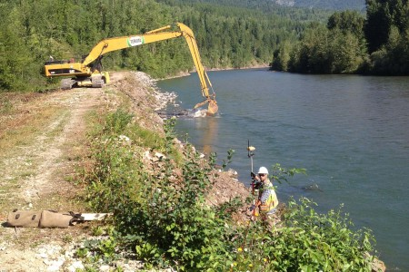 west fernie dike project 1